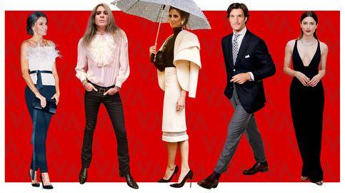 Los 25 españoles con más estilo
