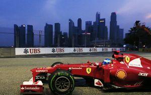 Gran Premio de Singapur, cuando Mónaco  se queda pequeño