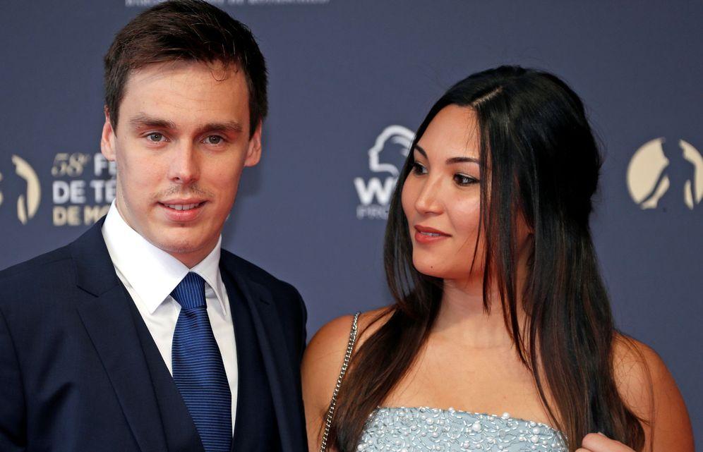 Foto: Louis Ducruet y su prometida. (Reuters)