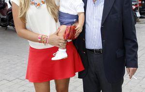 Carla Goyanes y Beatriz Mira esperan su segundo hijo