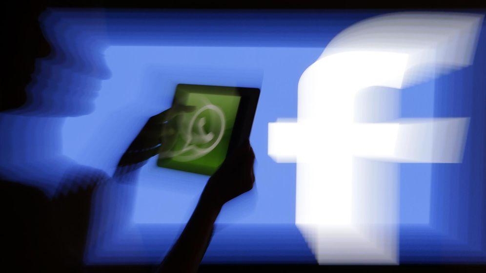Foto: WhatsApp llegará a Facebook con un botón para compartir contenidos