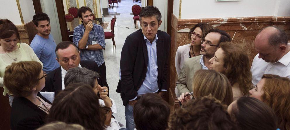 Foto: Eduardo Madina es uno de los principales aspirantes a liderar el PSOE (EFE).