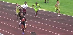 Post de El nuevo Usain Bolt ya vuela en las pistas (aunque solo tiene siete años)