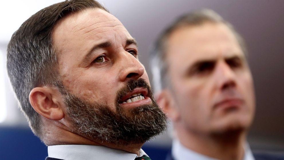 Abascal: España está en peligro y vamos a prohibir los partidos separatistas