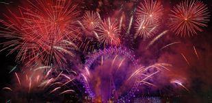 Post de Londres cancela sus famosos fuegos artificiales de Nochevieja del London Eye