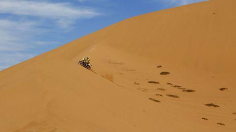 Las dos etapas marcadas en rojo del Dakar, donde el cuerpo llegará al límite