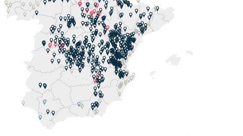 El estado de las carreteras, según la DGT: consulta en este mapa qué vías siguen cortadas