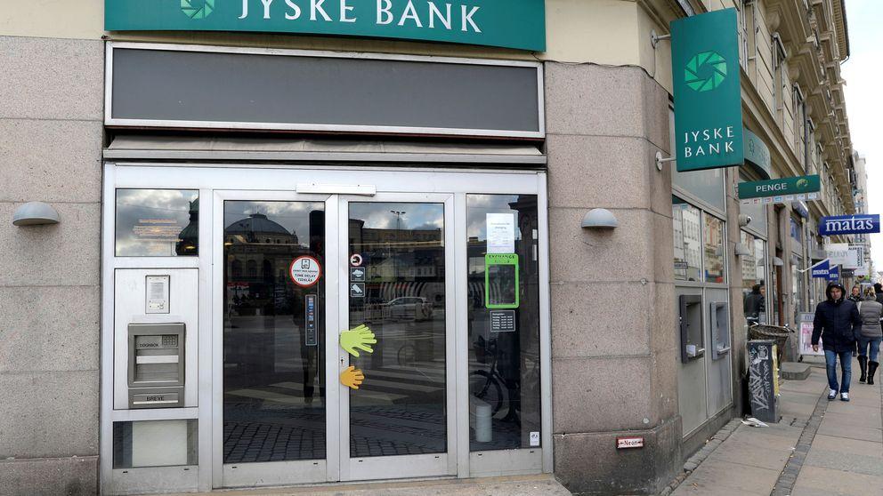 Jyske Bank (Dinamarca) cobrará a los depósitos de más de 100.000 euros