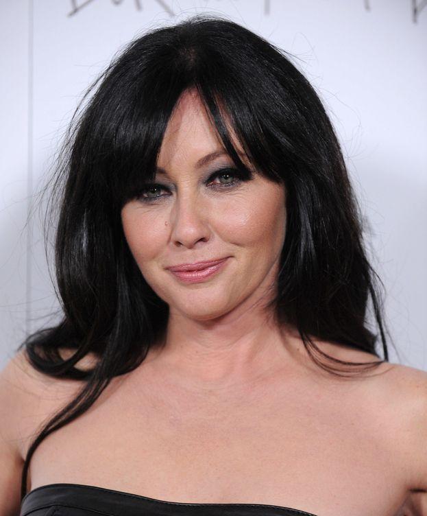 Foto: Shannen Doherty durante el estreno de 'Burning Palms' en enero de 2011 (Gtres)