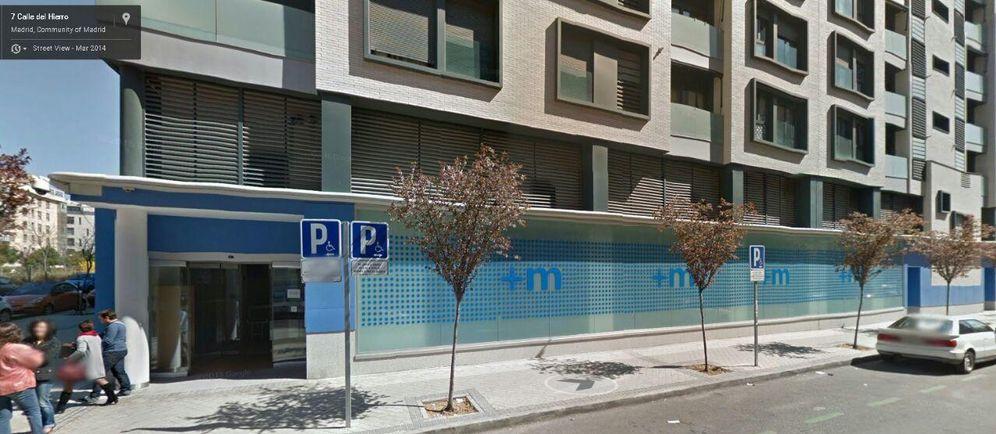 Foto: El local alquilado por el Ayuntamiento (Google Street View)