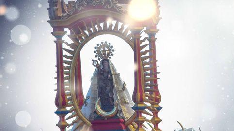 Más de 13.000 personas celebran la 'Bajada' de la Virgen de Guadalupe en La Gomera