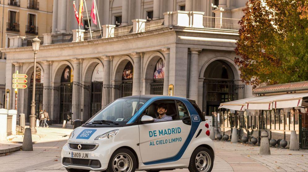 Foto: smart electric drive