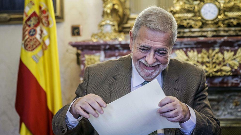 Foto: El secretario de Estado de Administraciones Públicas, Antonio Beteta. (EFE)
