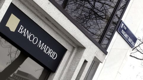 Las ventas de los fondos de Banco Madrid hunden a los chicharros: Rovi, Iberpapel...