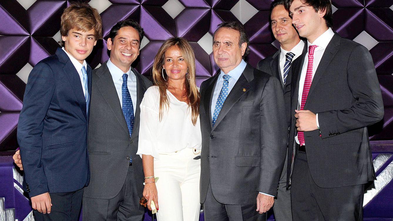 Pedro, Sergio, Christian, Pablo y Gonzalo: quién es quién en el clan Trapote