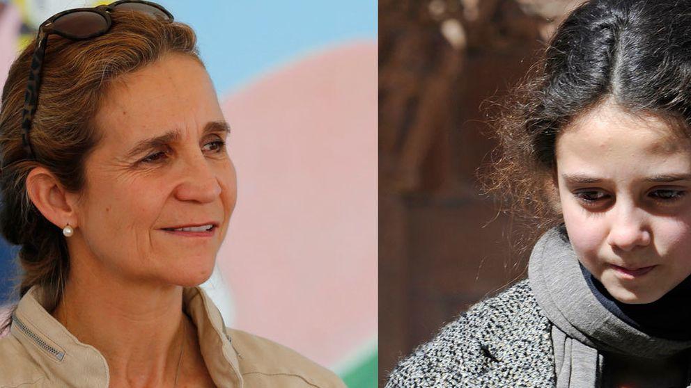 La infanta Elena y Victoria Federica, escapada de chicas al Valle de Arán