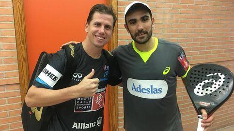 Resultados del Open de Murcia de pádel: Paquito y Lima, a por el dos de dos