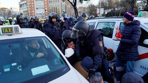 Garrido se cierra en banda: escuchará a los taxistas pero no cederá a sus exigencias