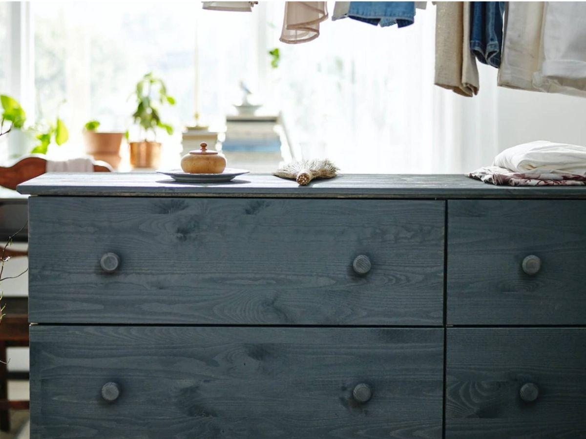 Foto: Ikea te ayuda a renovar tus muebles antiguos. (Cortesía)