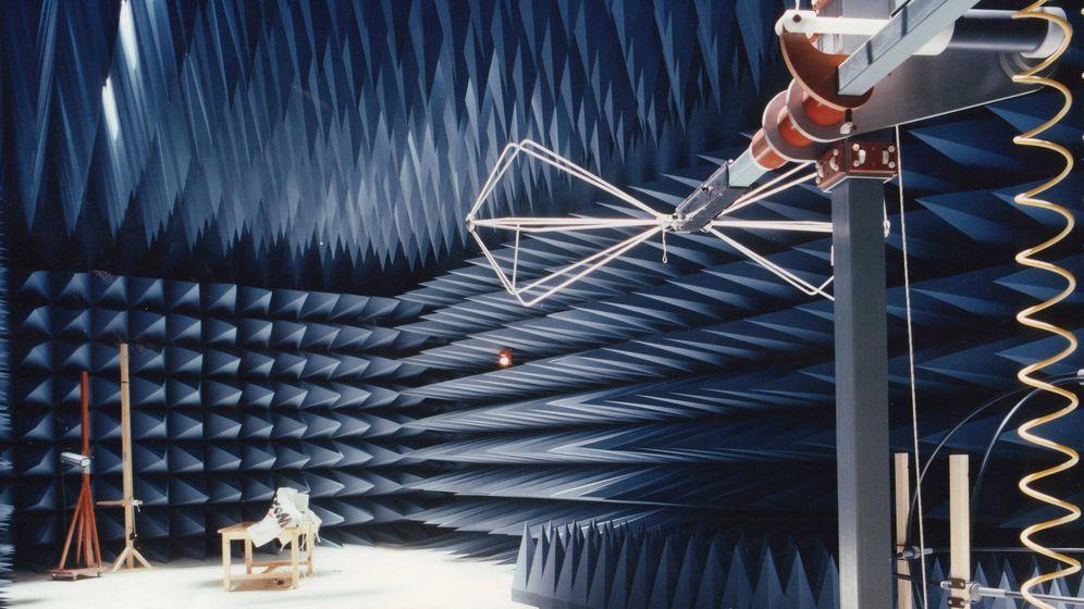 Foto: Una de las cámaras de pruebas de Dekra en el PTA de Málaga. (Dekra)