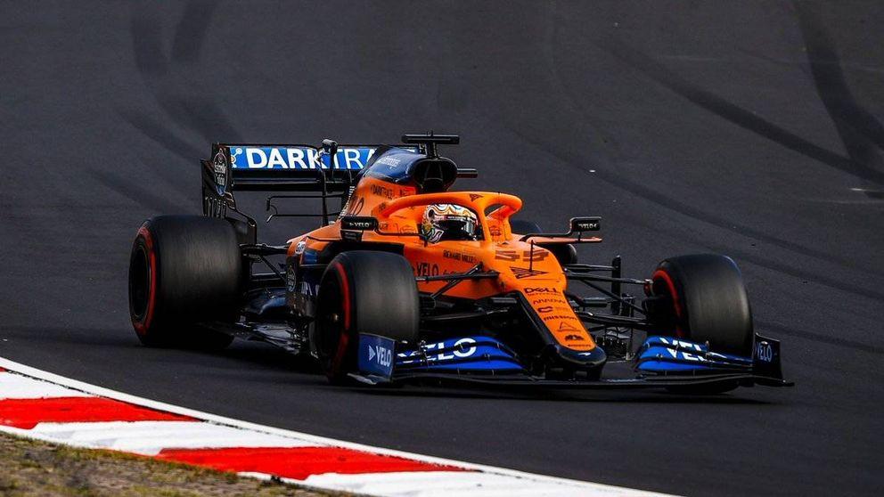 Carlos Sainz y McLaren se enfrentan a un peligroso 'marrón' en el Gp de Portugal