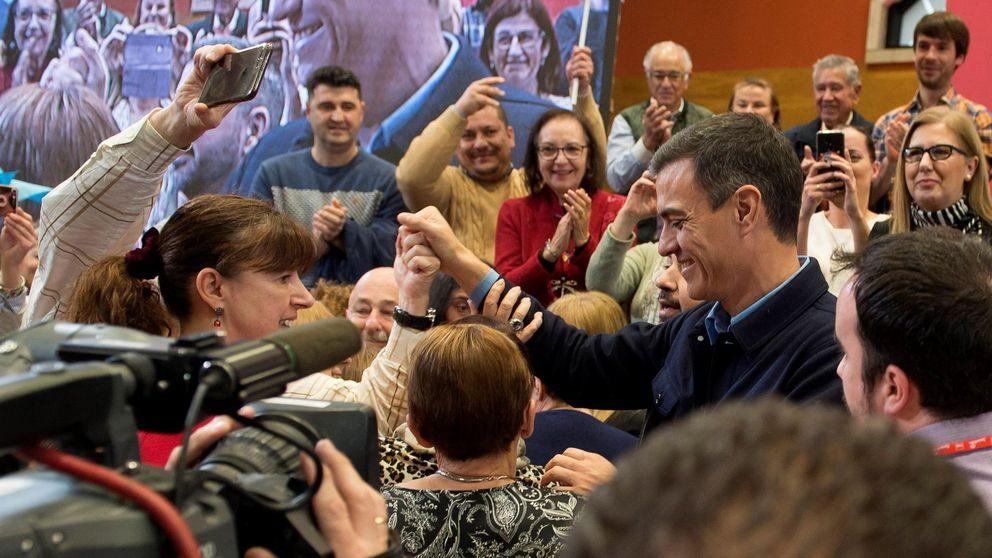 Sánchez carga contra las derechas y los independentistas por rechazar los PGE