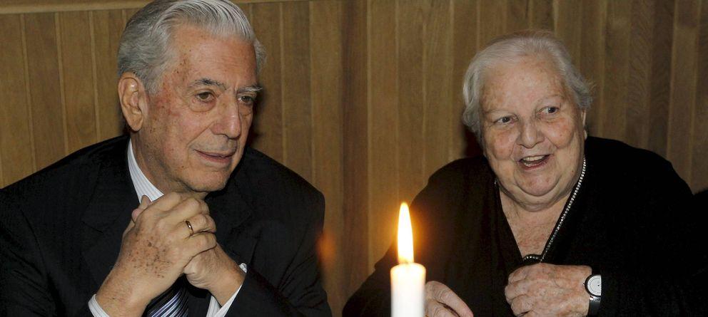 Foto: Mario vargas llosa en la cena celebrada en el museo de la danza de estocolmo