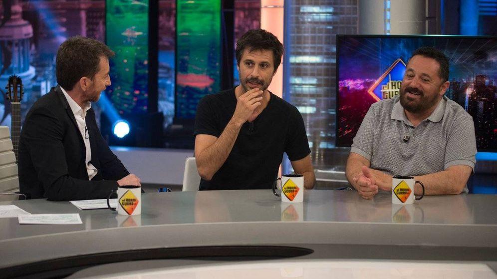 Foto: Los secretos de casting de Hugo y Pepón, en 'El hormiguero'. (Antena 3)