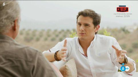 Hachazo de Albert Rivera a Pedro Sánchez en 'Mi casa es la tuya': Yo duermo como un lirón, no como otros