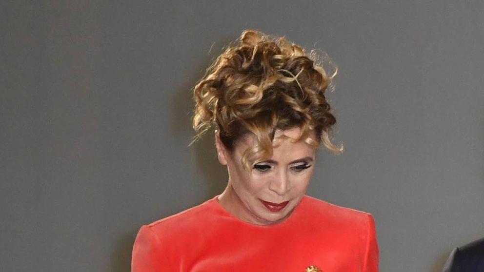 El look de Ágatha Ruiz de la Prada que ha hecho sombra a la reina Letizia (increíble)