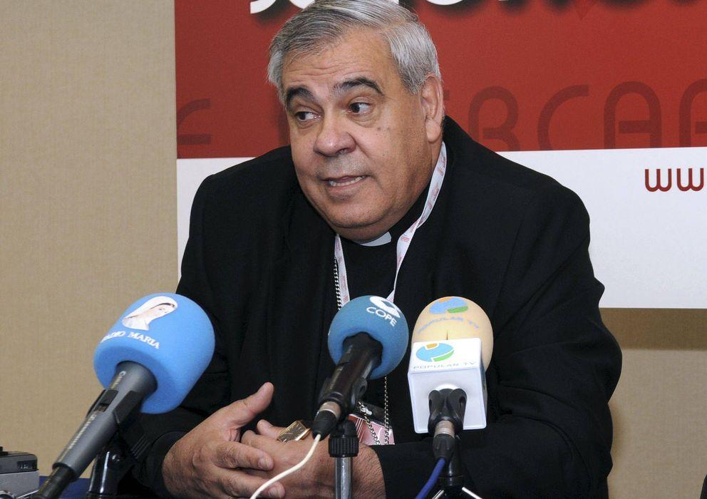 Foto: El arzobispo de Granada, Javier Martínez Fernández. (EFE)