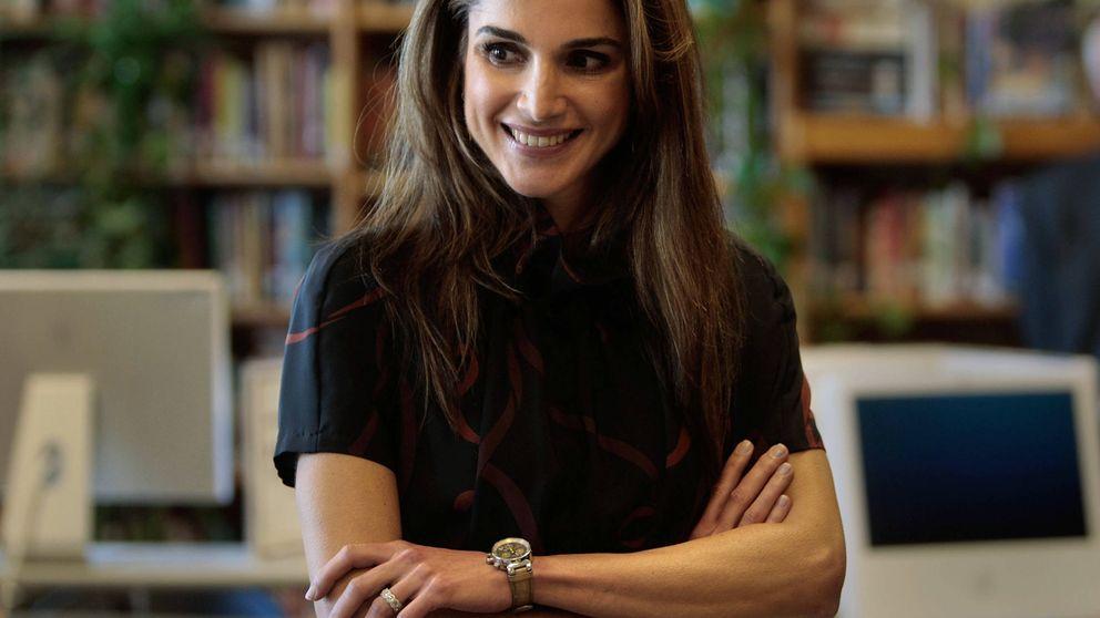 Letizia no es la única: Rania de Jordania también se rinde a Zara