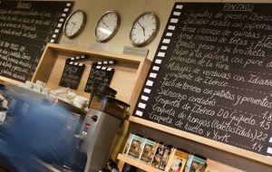 Cinco espacios 'de cine' donde comer algo más que palomitas