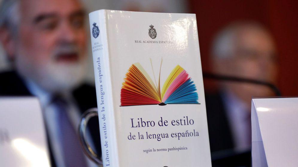 Foto: El nuevo 'Libro de estilo'. (EFE)