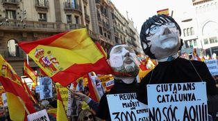 Nuevas claves independentistas: los tres empates