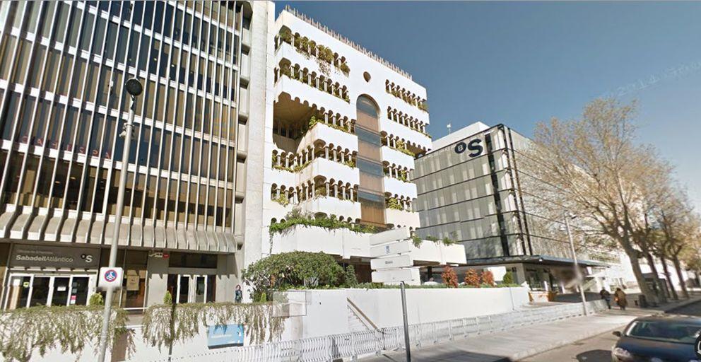 Foto: Nueva sede de Santander Asset Management