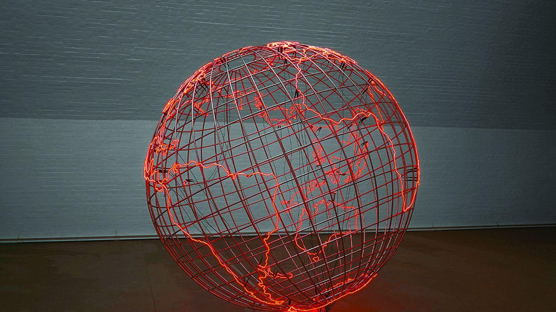 El mundo turbulento de Mona Hatoum pone patas arriba el Pompidou