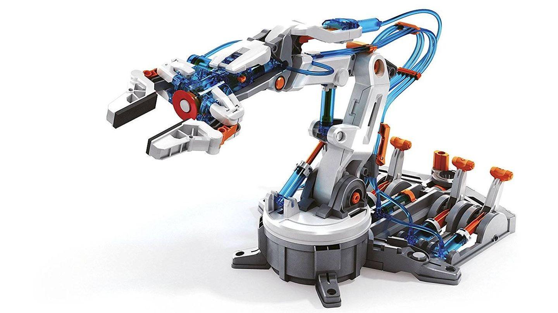 Robótica Hidráulica. (Amazon)