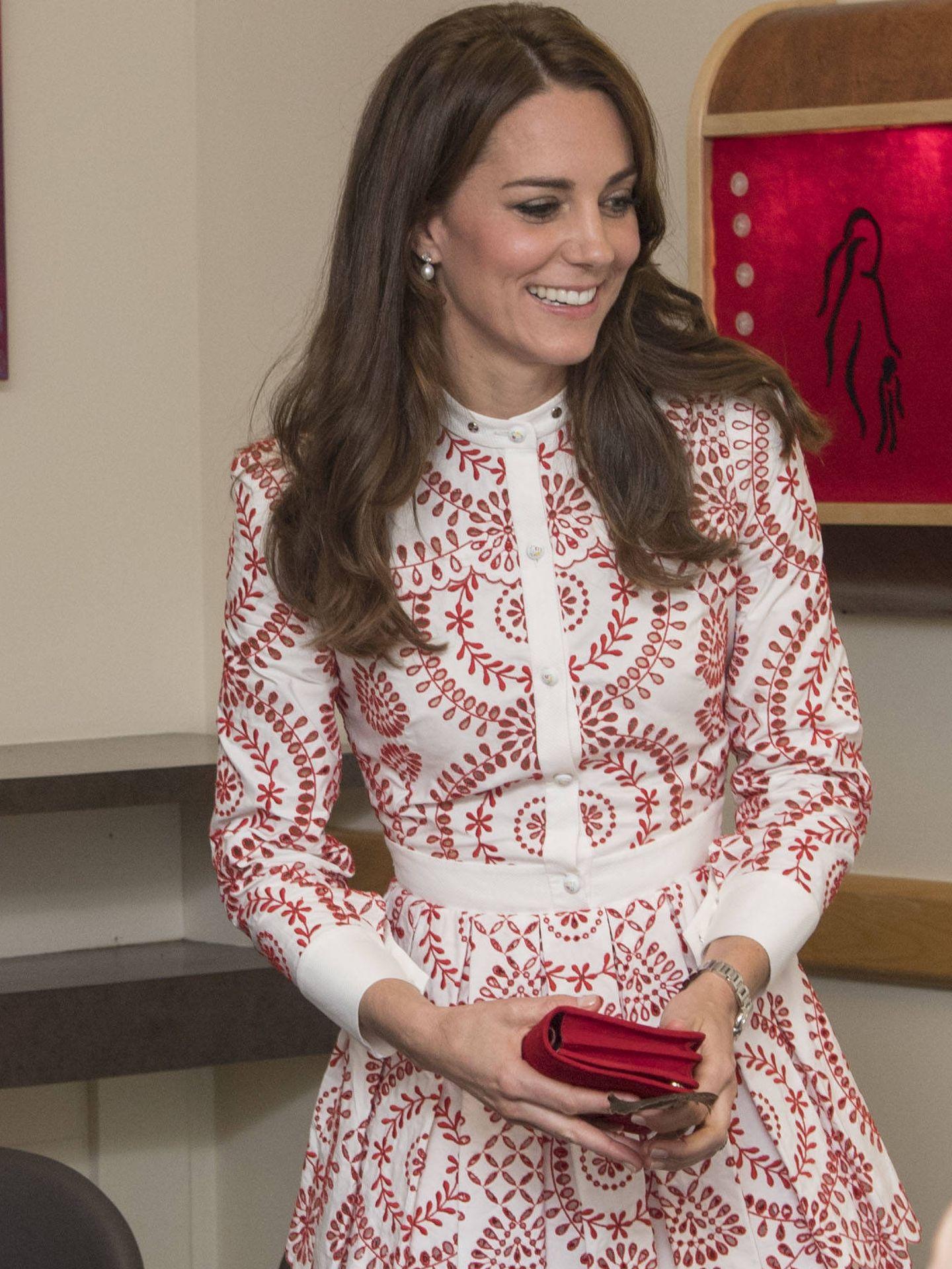La duquesa, en una imagen de archivo. (Getty)