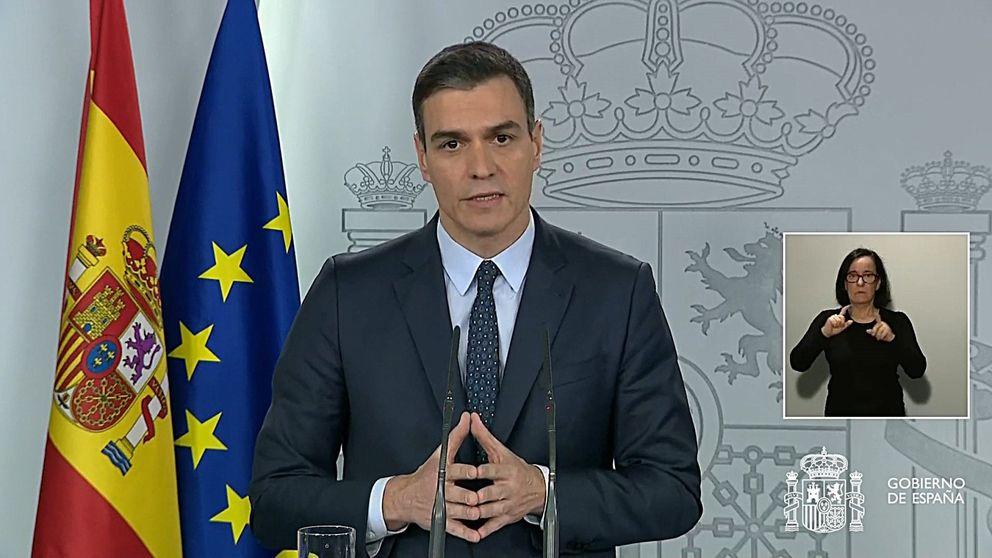 Sánchez prorroga la alarma hasta el 11 de abril y refuerza el papel del Ejército