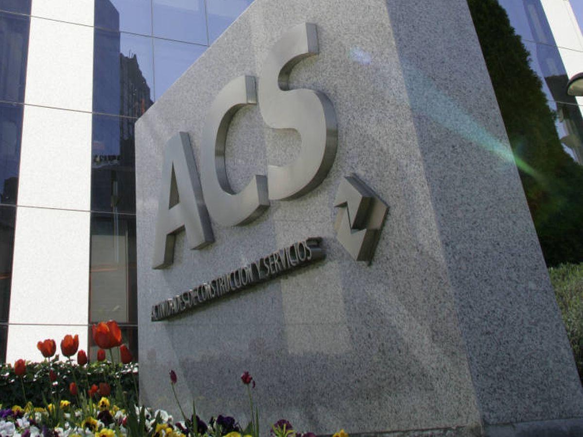 Foto: Sede corporativa del Grupo ACS.