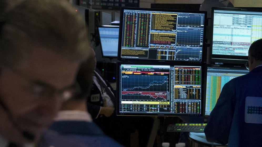 Foto: Aumento de la volatilidad (Reuters)