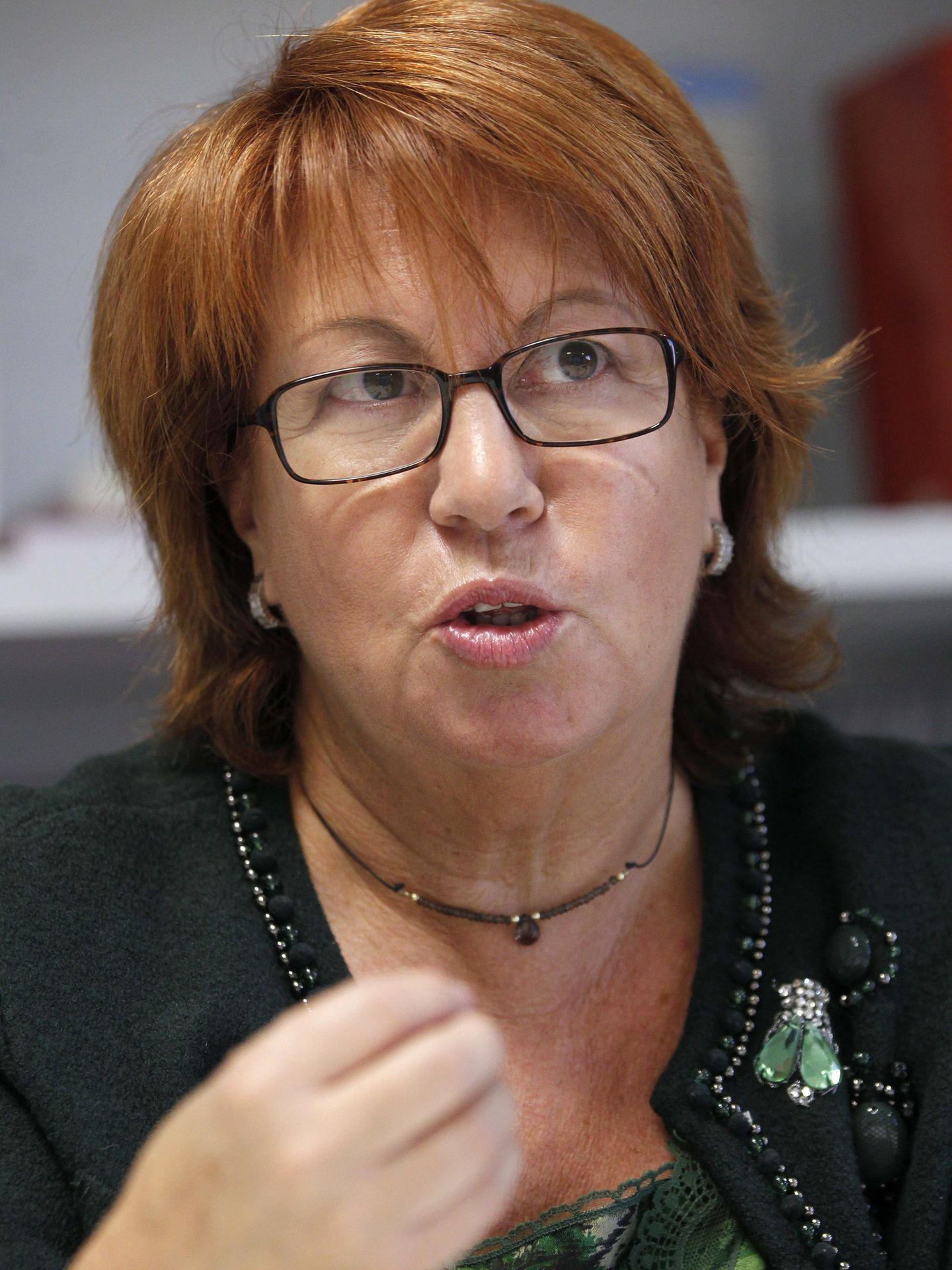 Rosa Villacastín. (EFE)