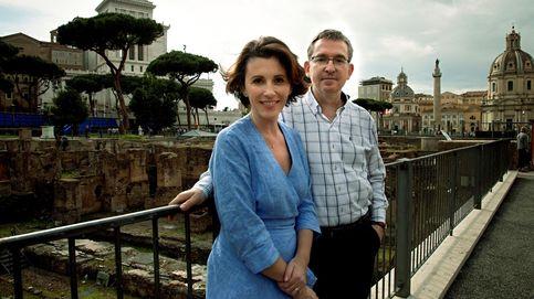 Santiago Posteguillo y Ayanta Barilli, dos escritores españoles conquistan Roma