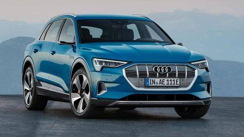 'Bomba' de Audi contra Tesla, el e-tron: 400 km de autonomía, que no supera a Jaguar...