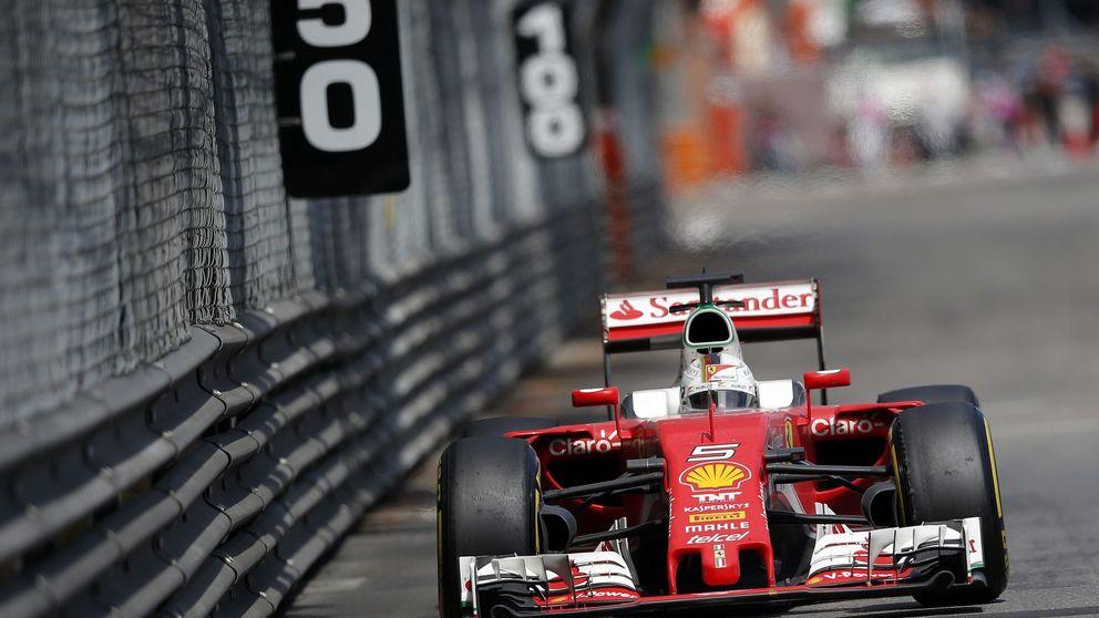 Ferrari está con el agua al cuello en el río San Lorenzo