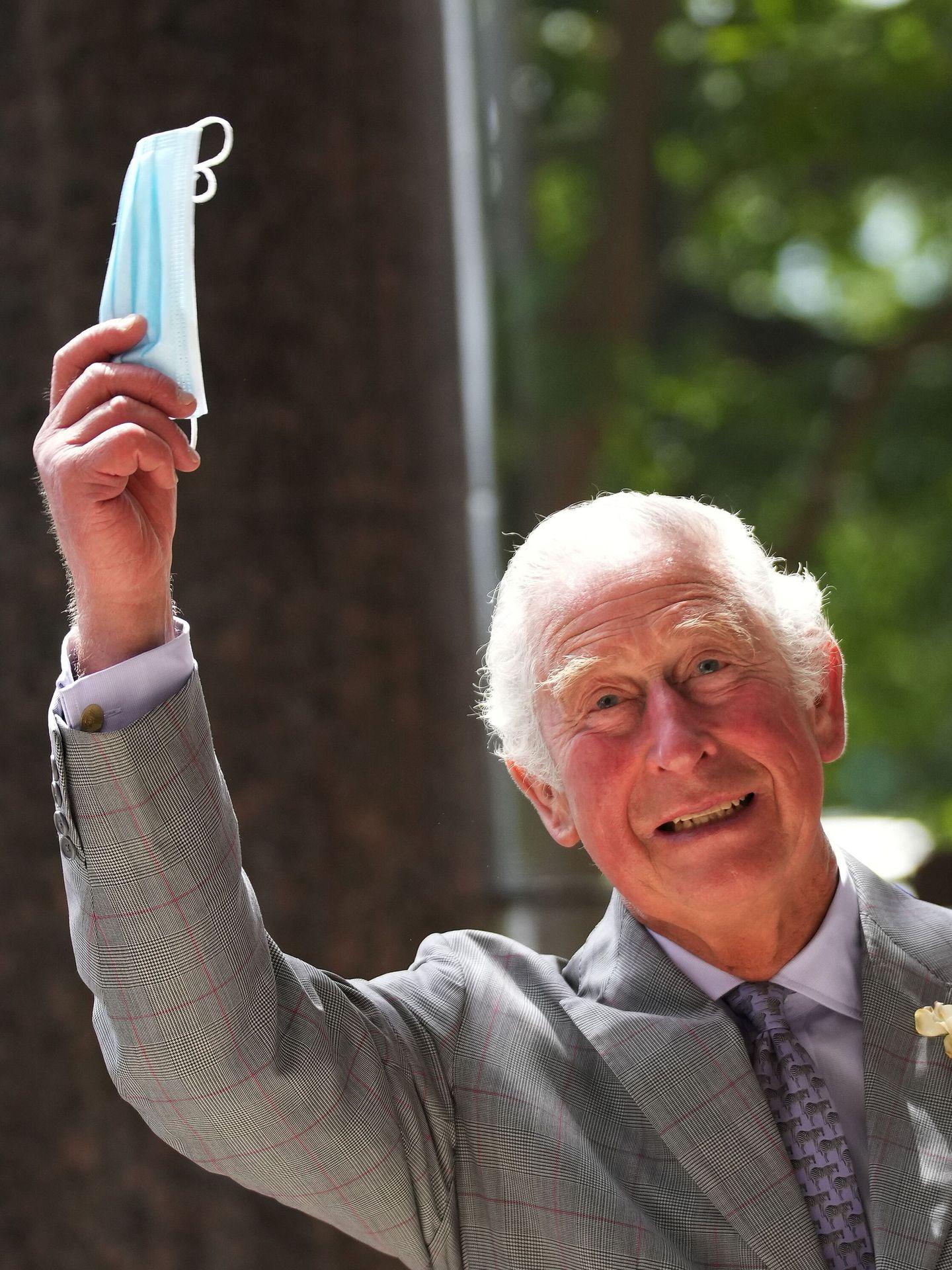 El príncipe Carlos, en una imagen reciente. (Reuters)