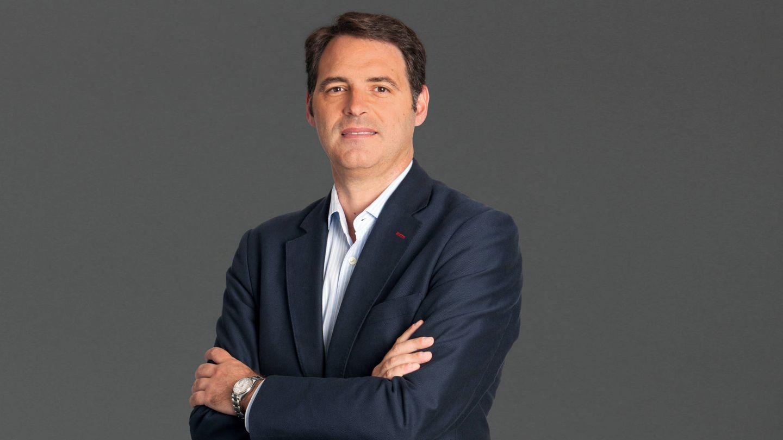 Alberto Teichman, responsable de la división de vehículos comerciales en España.