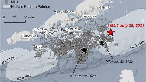 El terremoto de Alaska, el más potente de Estados Unidos en 50 años