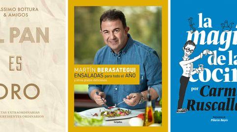Cuatro chefs con estrellas Michelin nos enseñan sus recetas (y sus secretos)